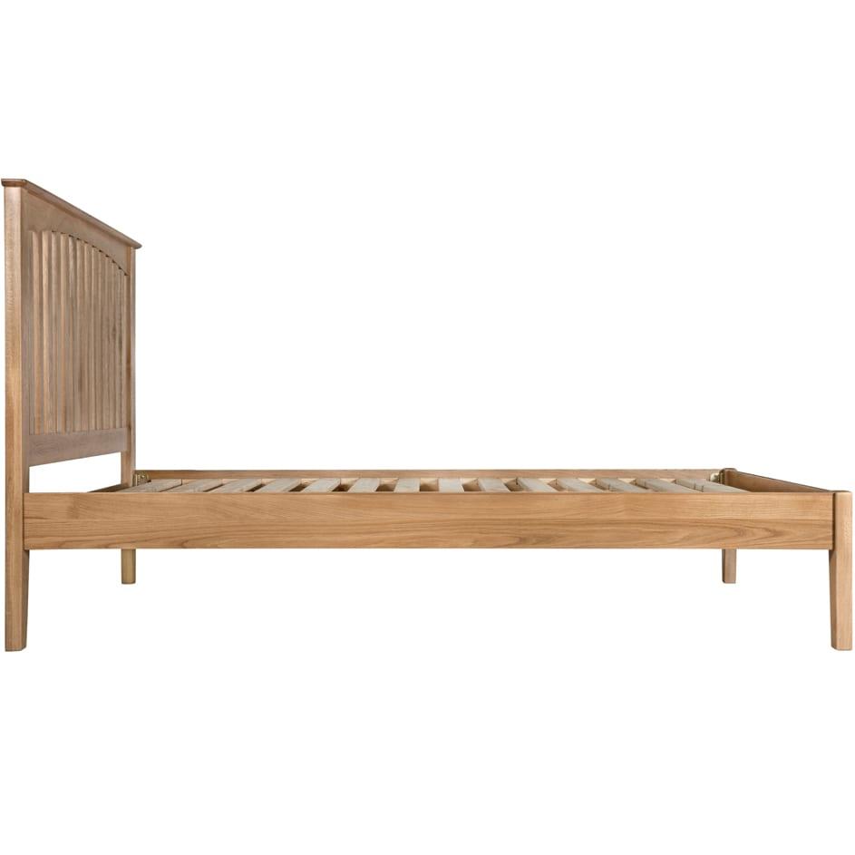Evelyne Natural Slatted Bed