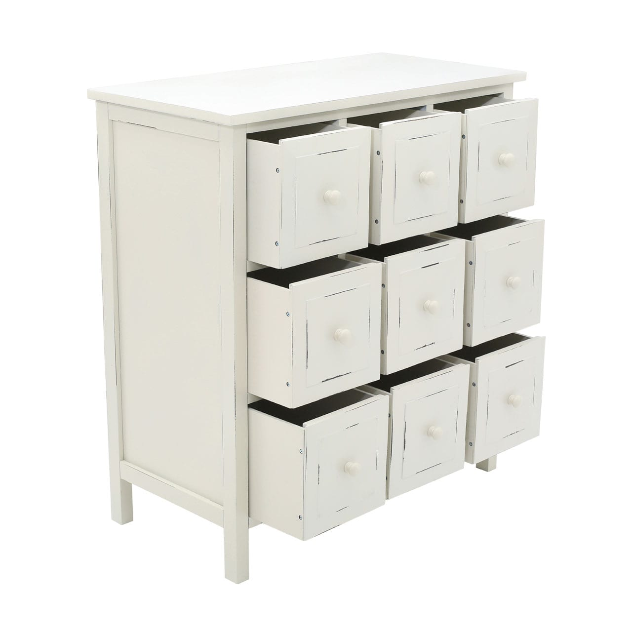 Grenoble 9 Drawer Cabinet