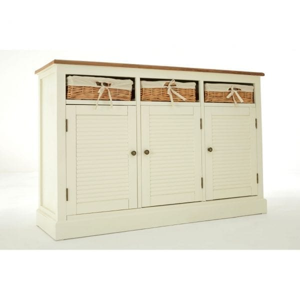 Purbeck Cream Sideboard