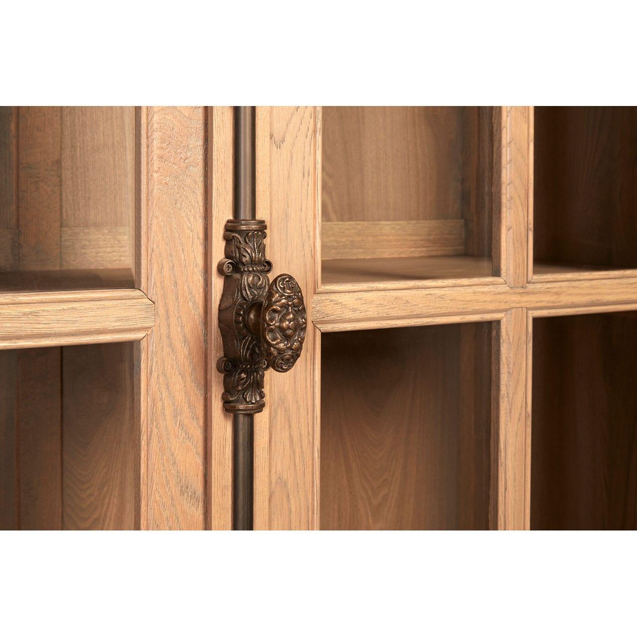 Rouen 2 Drawer 2 Door Cabinet