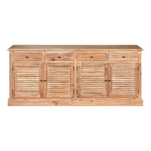 Rouen 2 Shelves Sideboard