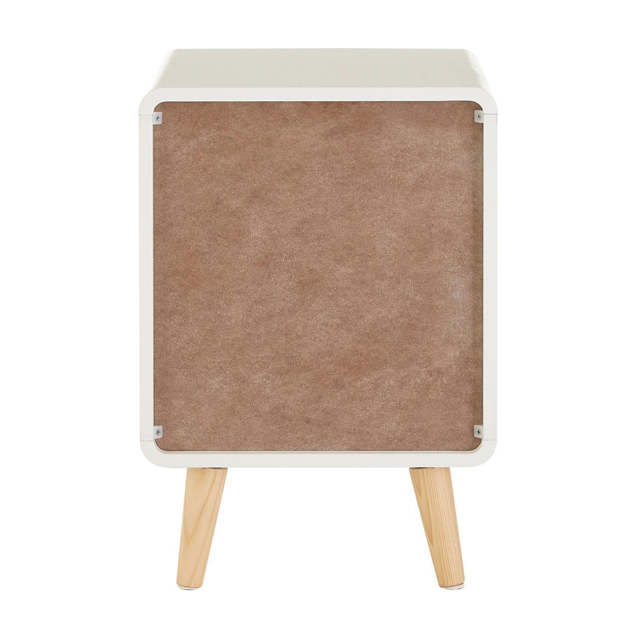Sofia 1 Drawer 1 Shelf Cabinet