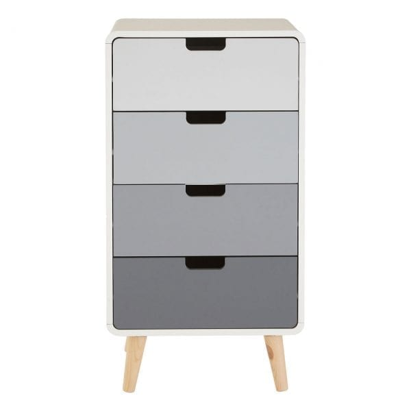 Sofia 4 Drawer Cabinet