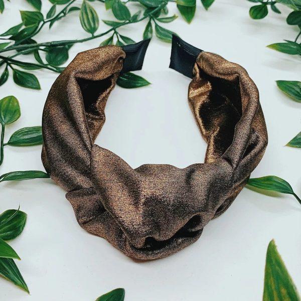 Cherilyn Top Knot Headband