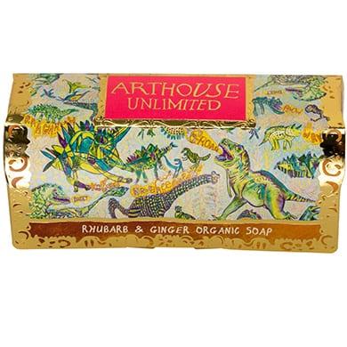 Dinosaurs Organic Tubular Soap