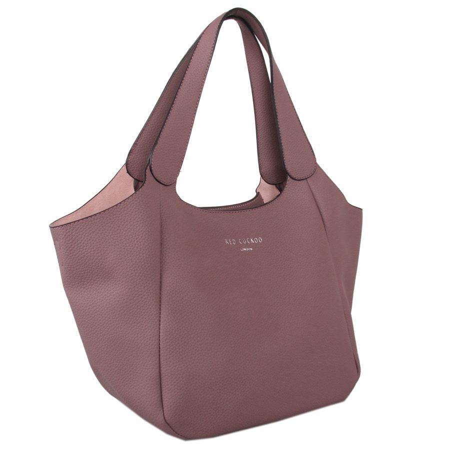 Dusky Mauve Shoulder Bag