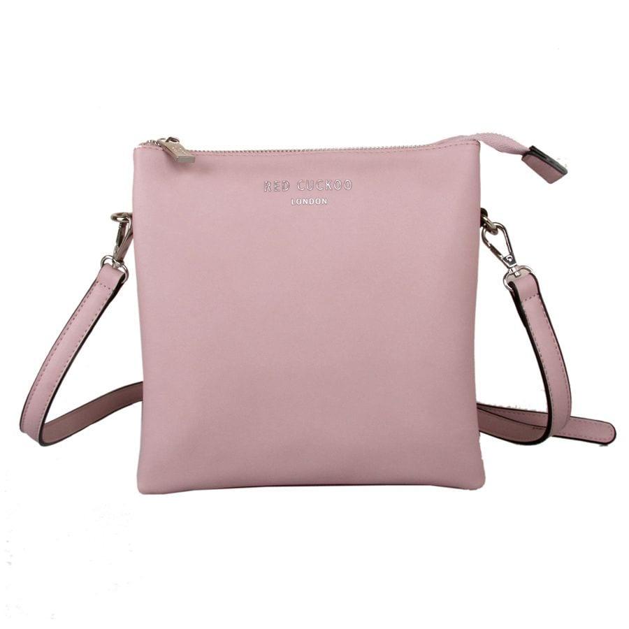 Dusky Purple Tall Cross Body Bag