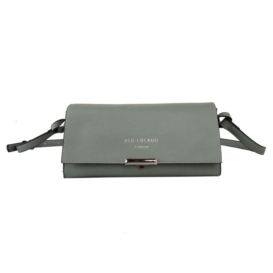 Green Pastel Cross Body Bag