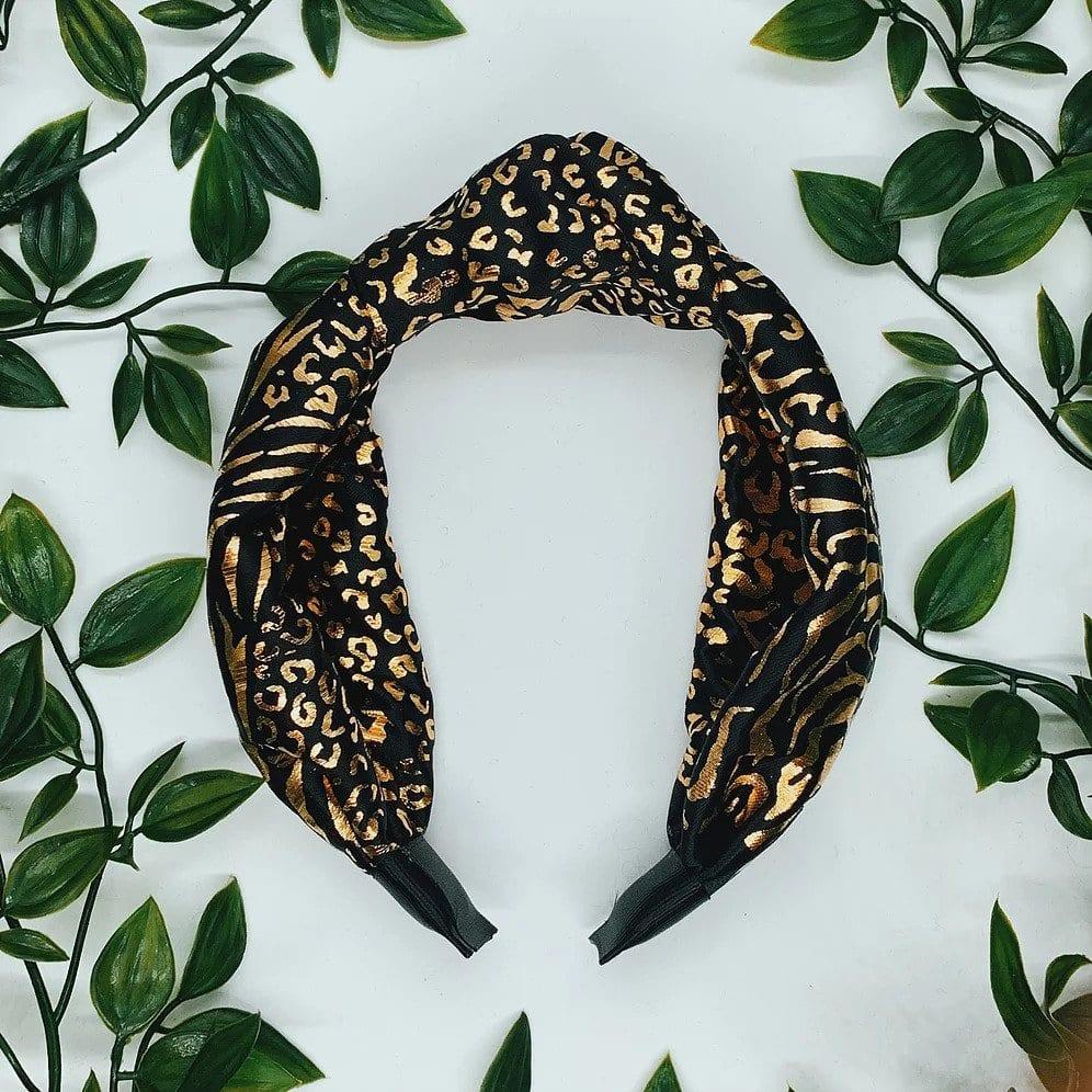 Tina Top Knot Headband