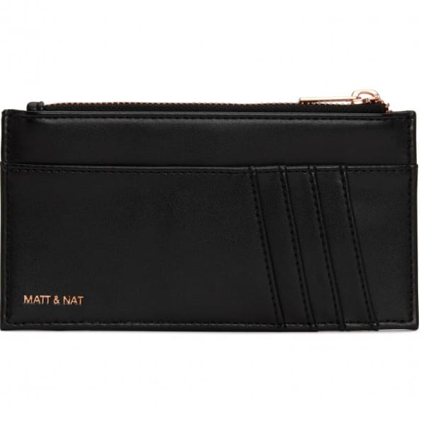 Black Nolly Wallet | Loom | Matt & Nat