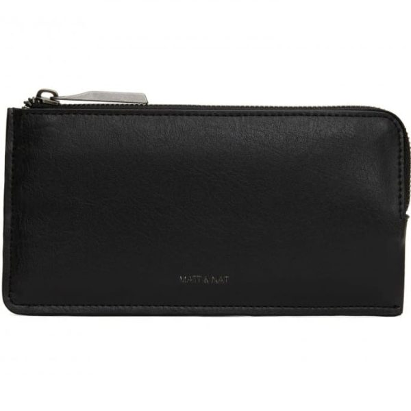 Black Seva Wallet | Vintage | Matt & Nat