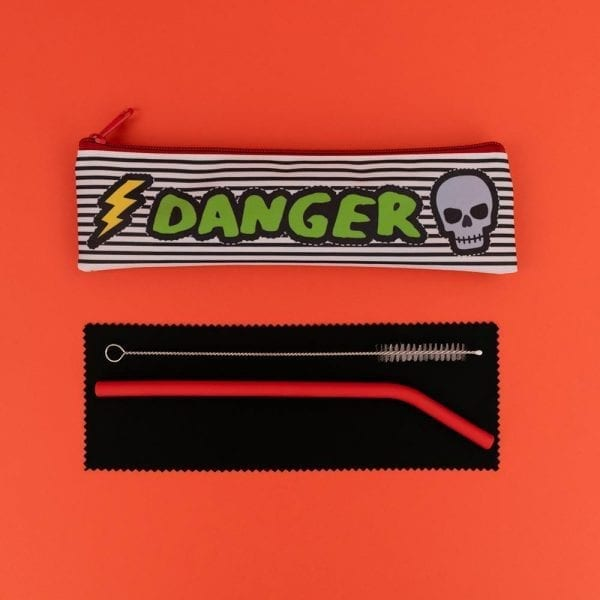 Danger Straw Set