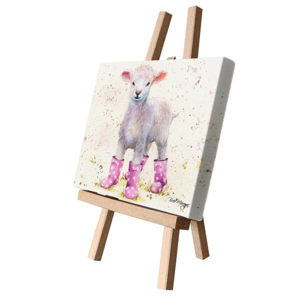 Lottie Canvas Cutie