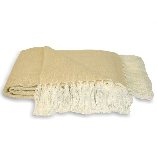 Chiltern Cream Throw