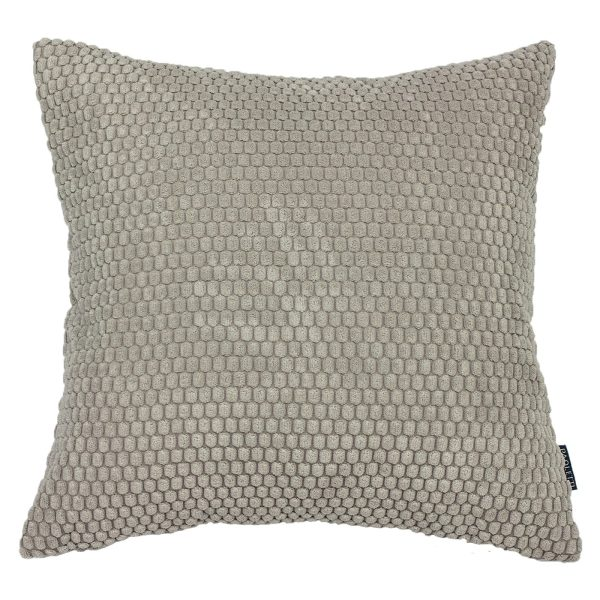 Milan Dove Grey Cushion