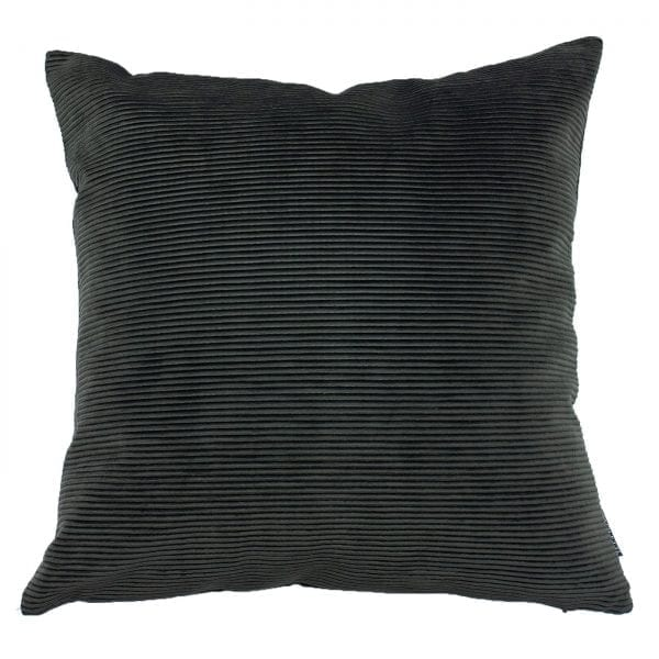 Munich Jet Grey Cushion