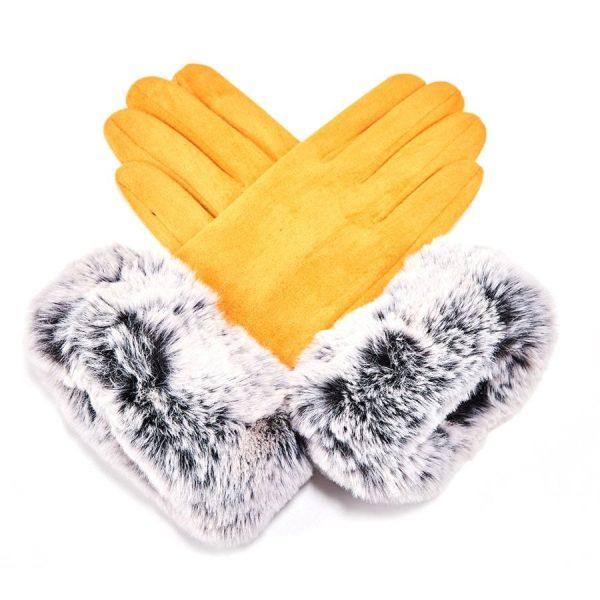 Mustard Gloves