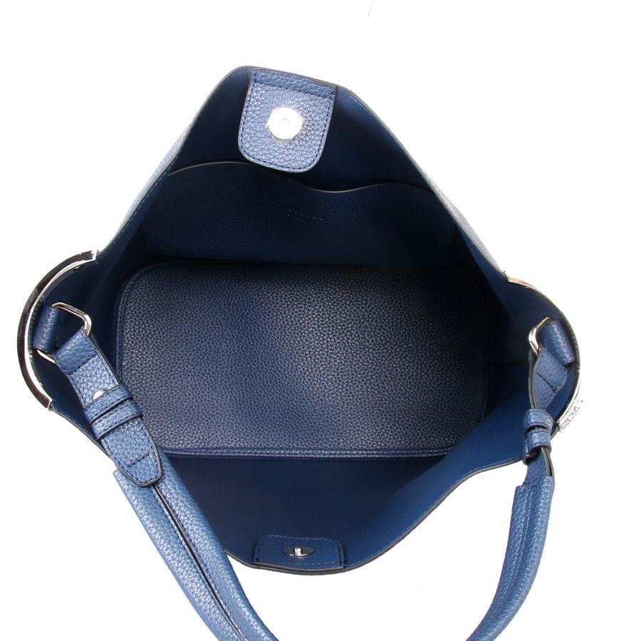 Navy Tote Bag