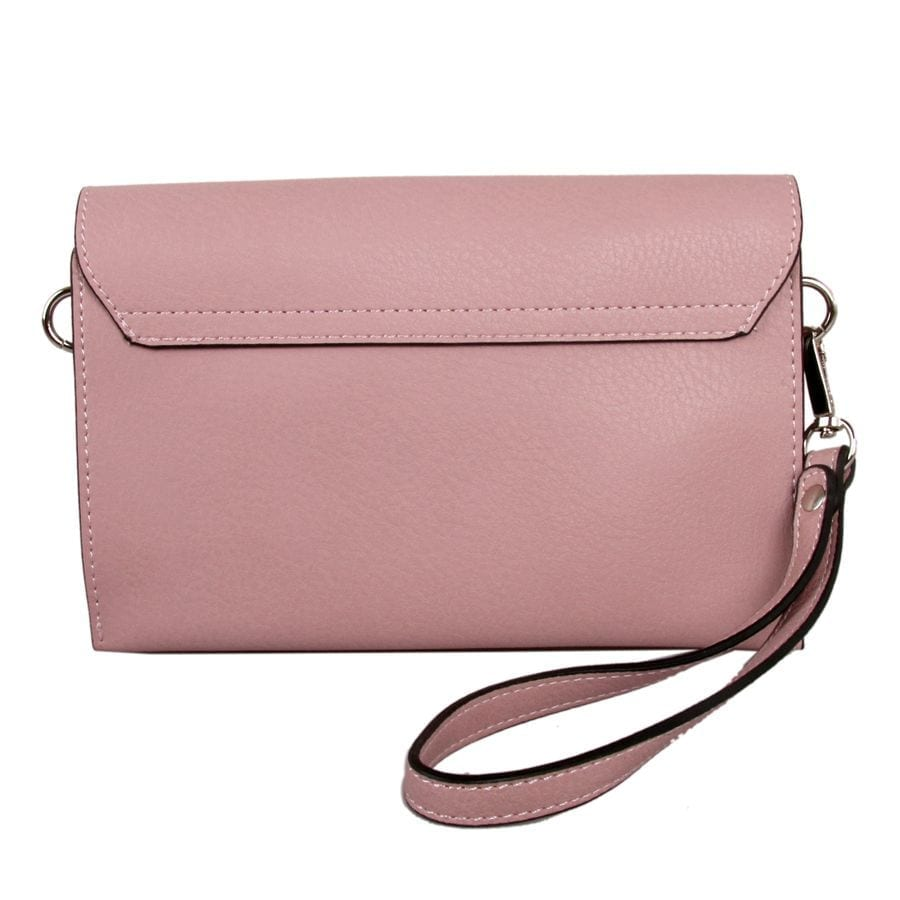 Pink Small Clutch Bag