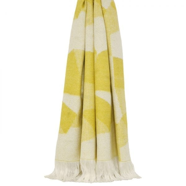 Shard Ochre Throw