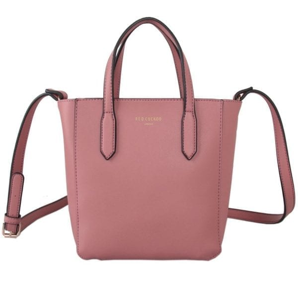 Small Pink Bucket Bag