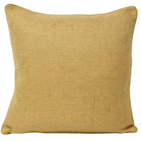Atlantic Ochre Cushion
