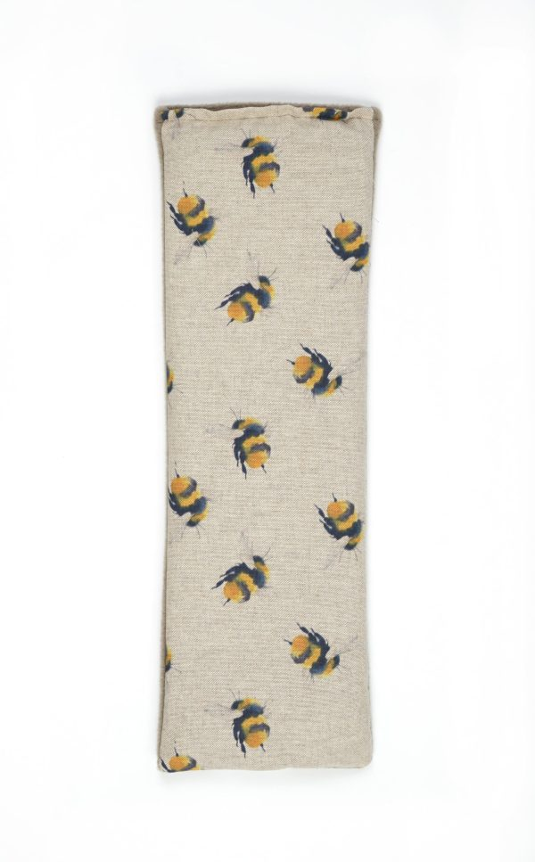 Bees Lavender Duo Wheat Bag