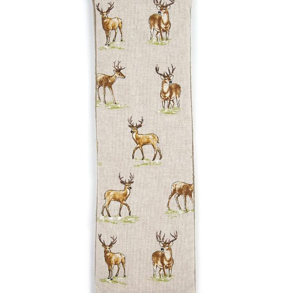Country Stag Unscented Duo Wheat Bag