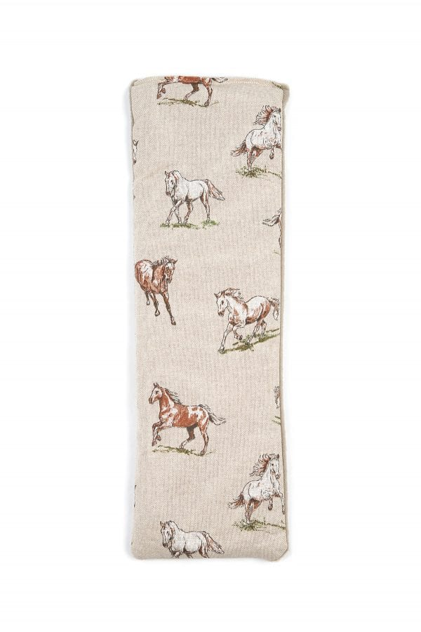 Horses Unscented Duo Wheat Bag