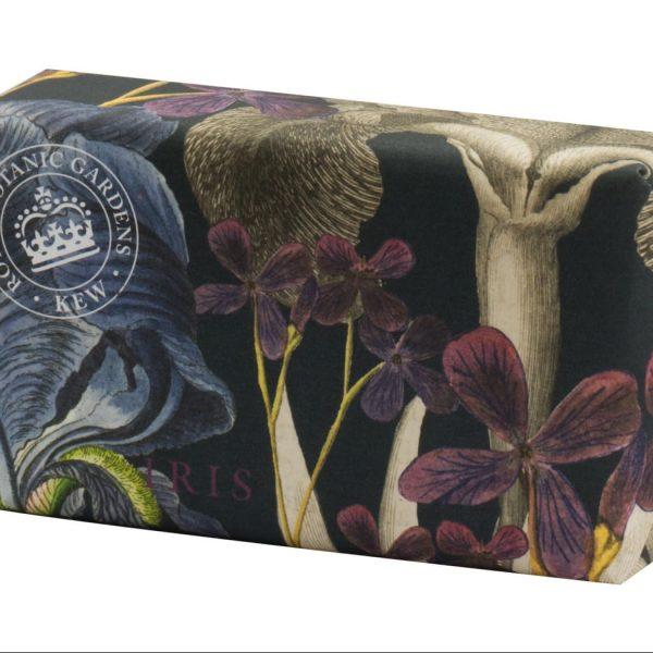 Iris Kew Garden Soap