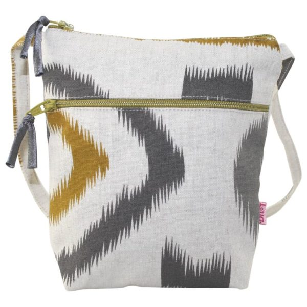 Aztec Cross Body Pouch Purse