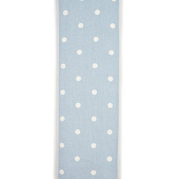 Powder Blue Dotty Lavender Cotton Wheat Bag