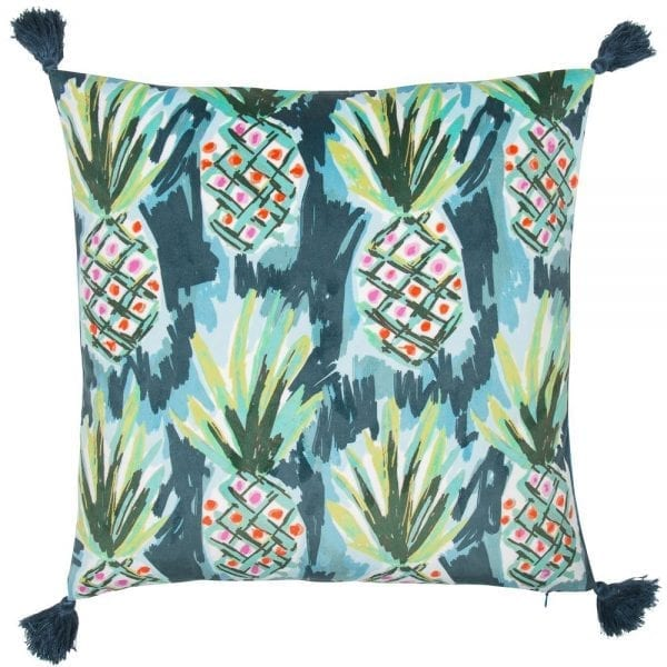 Ananas Mint Cushion