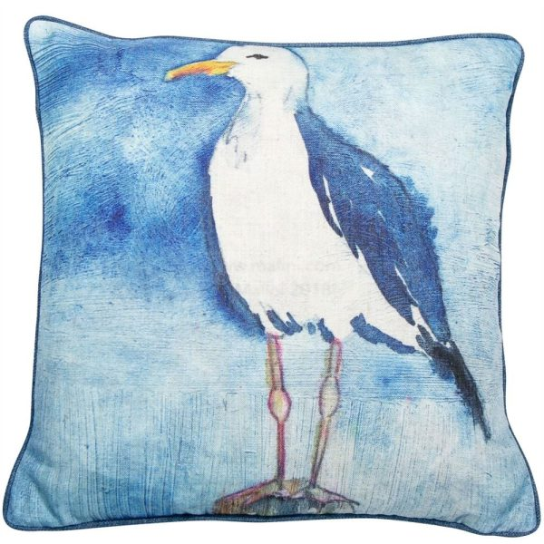Sandy Blue Cushion