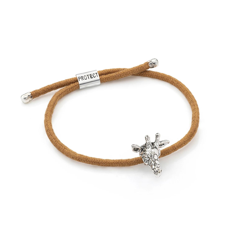 B-O-L-D Giraffe Bracelet