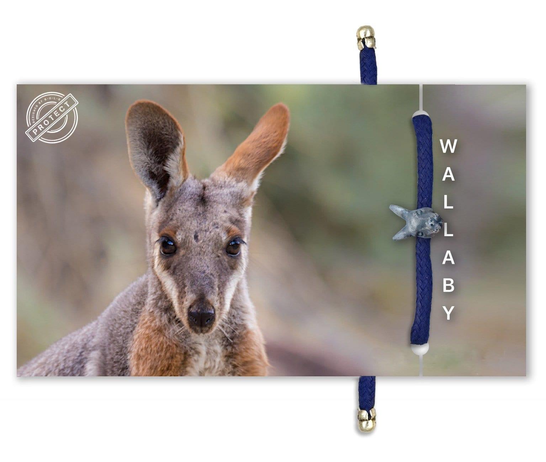 B-O-L-D Wallaby Bracelet