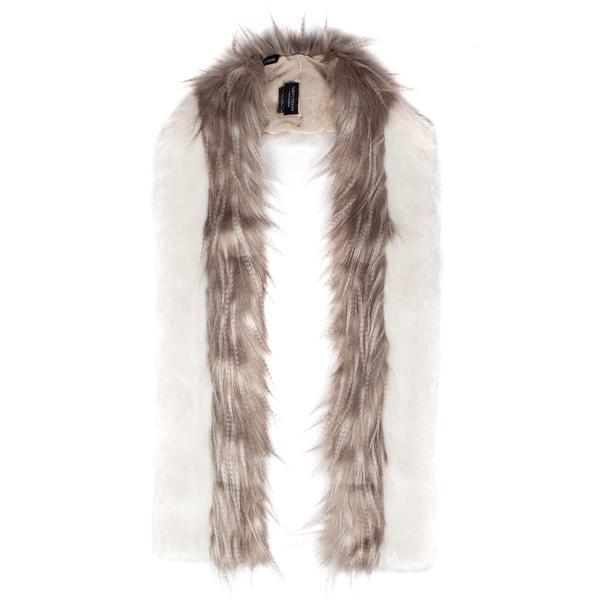 Ermine & Gatsby Faux Fur Hera Scarf
