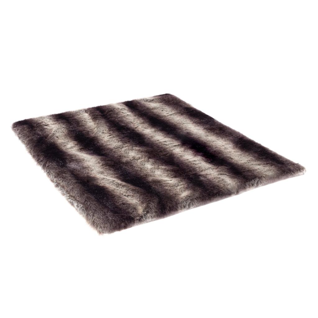Chinchilla Faux Fur Pet Mat The Haven Home Interiors