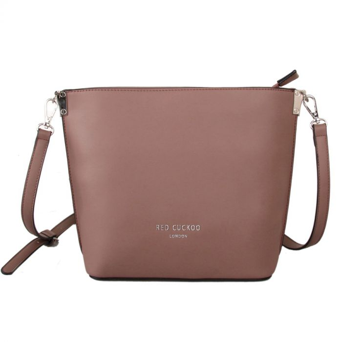 Dusky Purple Cross Body Bag