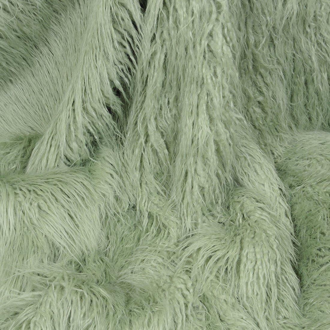 Lichen Shearling Swatch