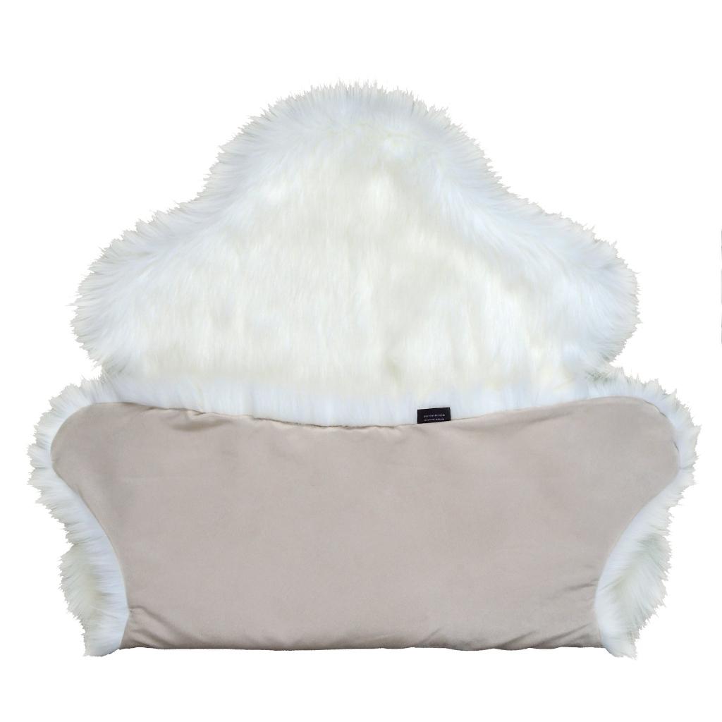 Whisper Faux Fur Rug 2