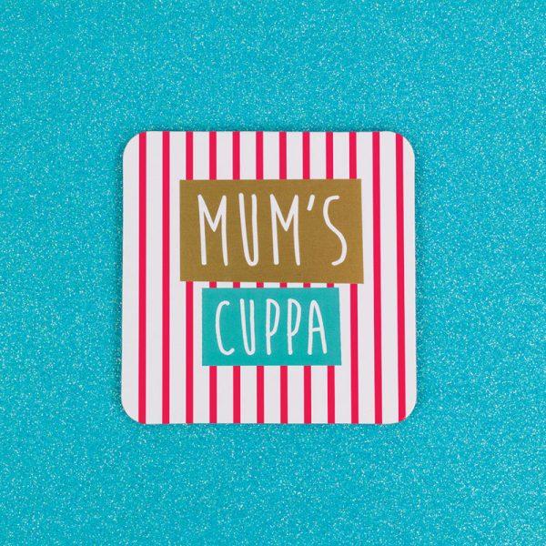 Mums Cuppa Coaster