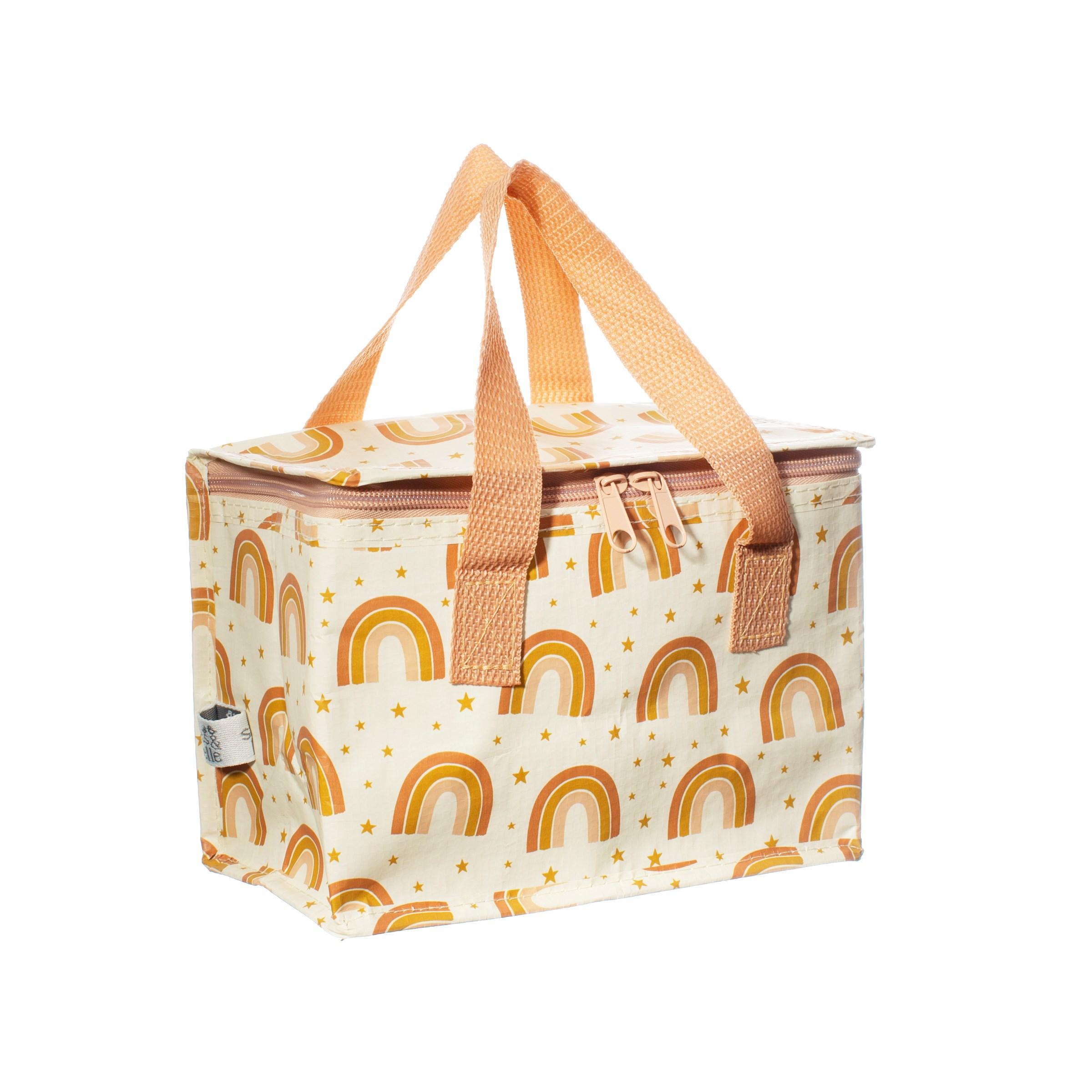 Earth Rainbow Lunch Bag