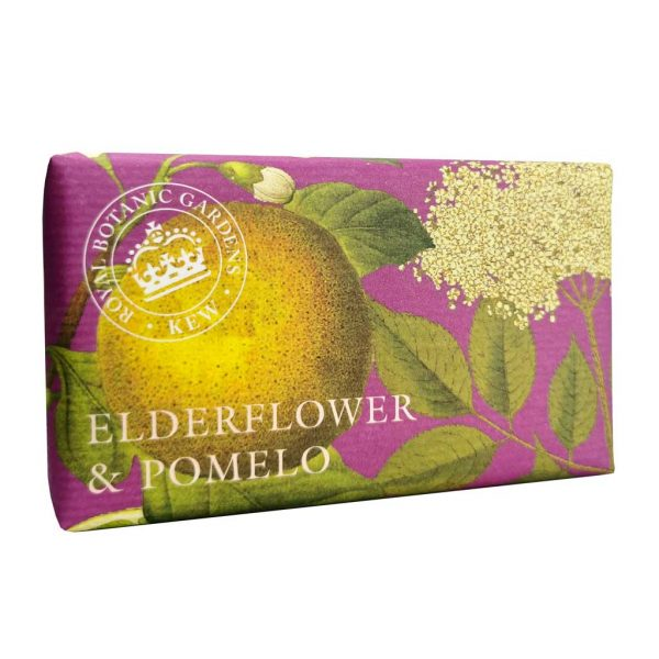 Elderflower & Pomelo Kew Garden Soap