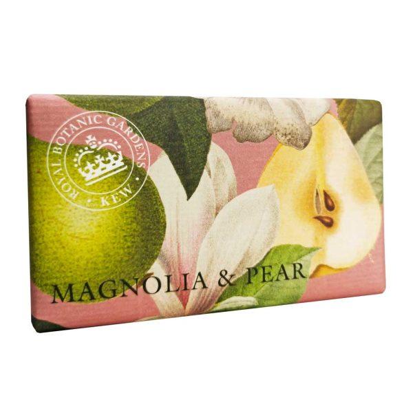 Magnolia & Pear Kew Garden Soap