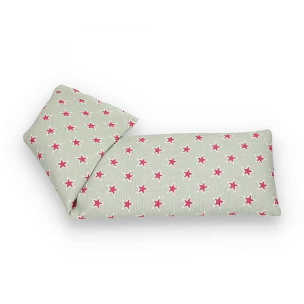 Pink Stars Lavender Wheat Bag