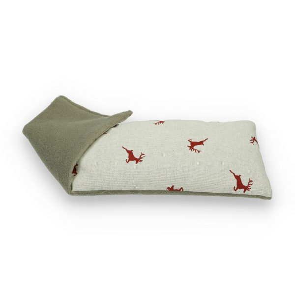 Red Stags Lavender Wheat Bag