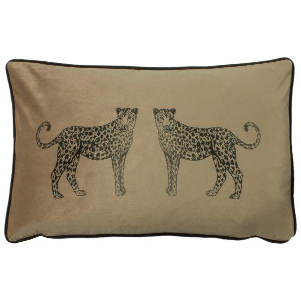 Sahara Leopards Cushion