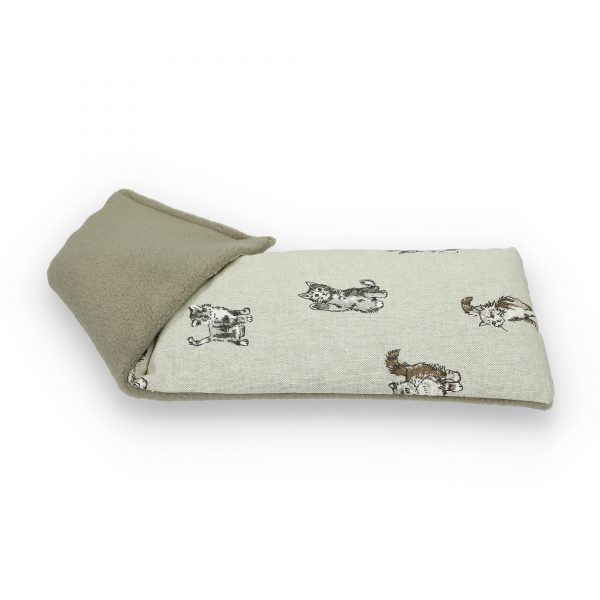 Shabby Cats Lavender Wheat Bag