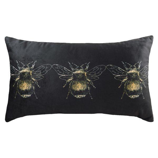 Triple Bee Cushion Cushion